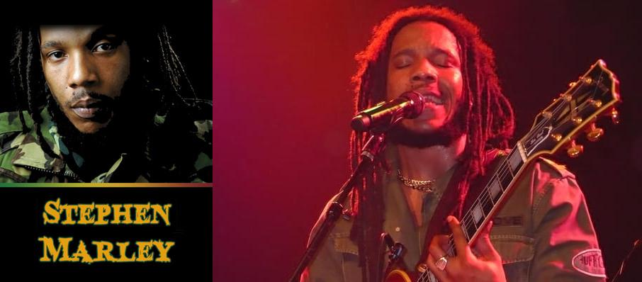 Stephen Marley at Greenfield Lake Amphitheater