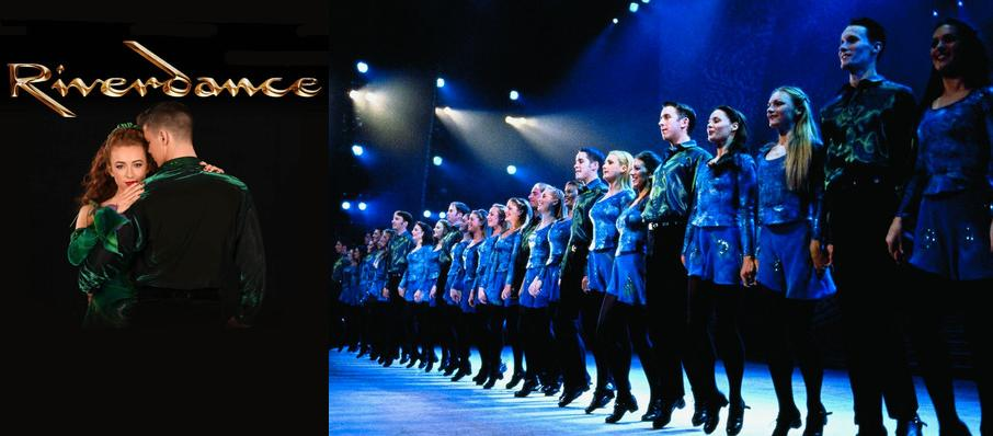 Riverdance at Cape Fear Community College's Wilson Center