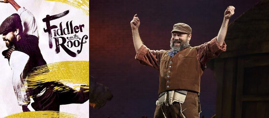 Fiddler on the Roof at Cape Fear Community College's Wilson Center