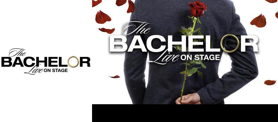 The Bachelor Live On Stage at Cape Fear Community College's Wilson Center